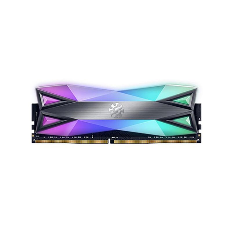 Adata Spectrix D60G RGB 8GB - 3200Mhz DDR4 Desktop Ram