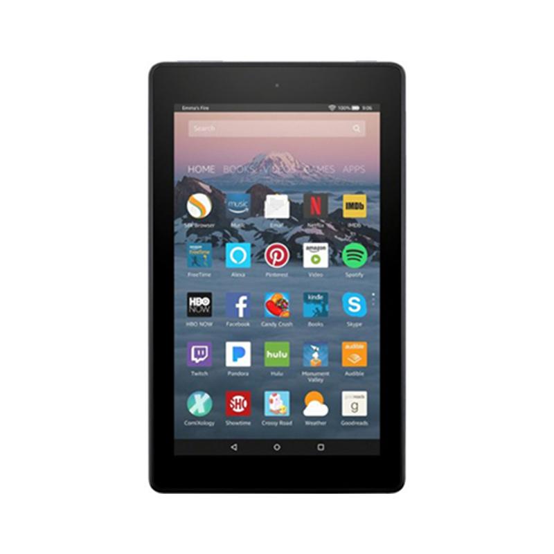 "Amazon Fire 7 Tablet (7"" display, 8 GB, 1.3 GHz quad-core processor)"