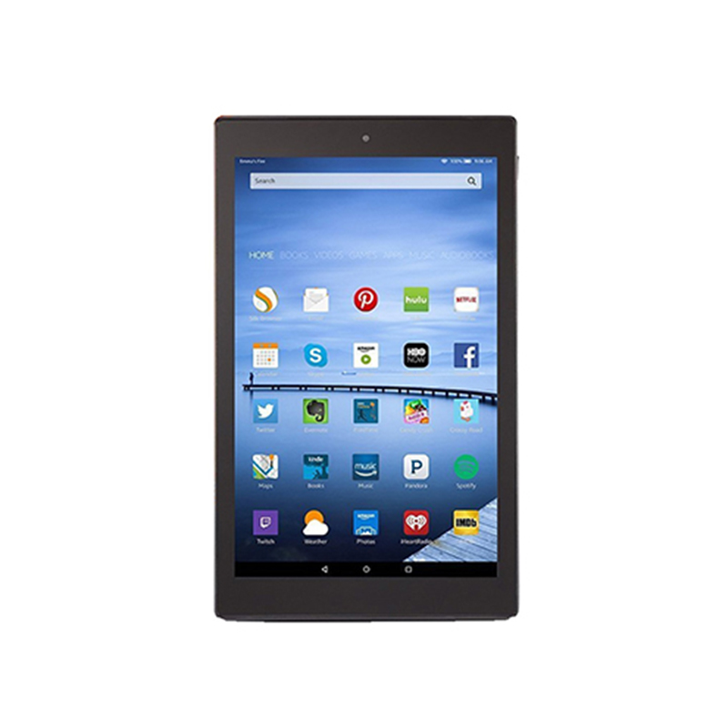 "Amazon Fire HD 10 Tablet with Alexa Hands-Free, 10.1"" 1080p Full HD Display, 32 GB, Black"