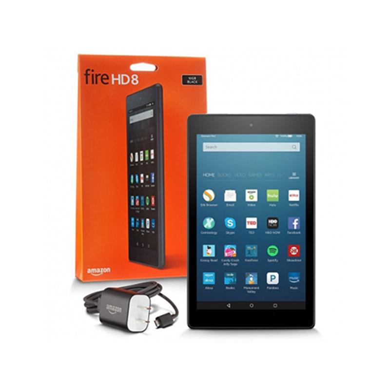 "Amazon Fire HD 8 Tablet (8"" HD Display, 16 GB)"