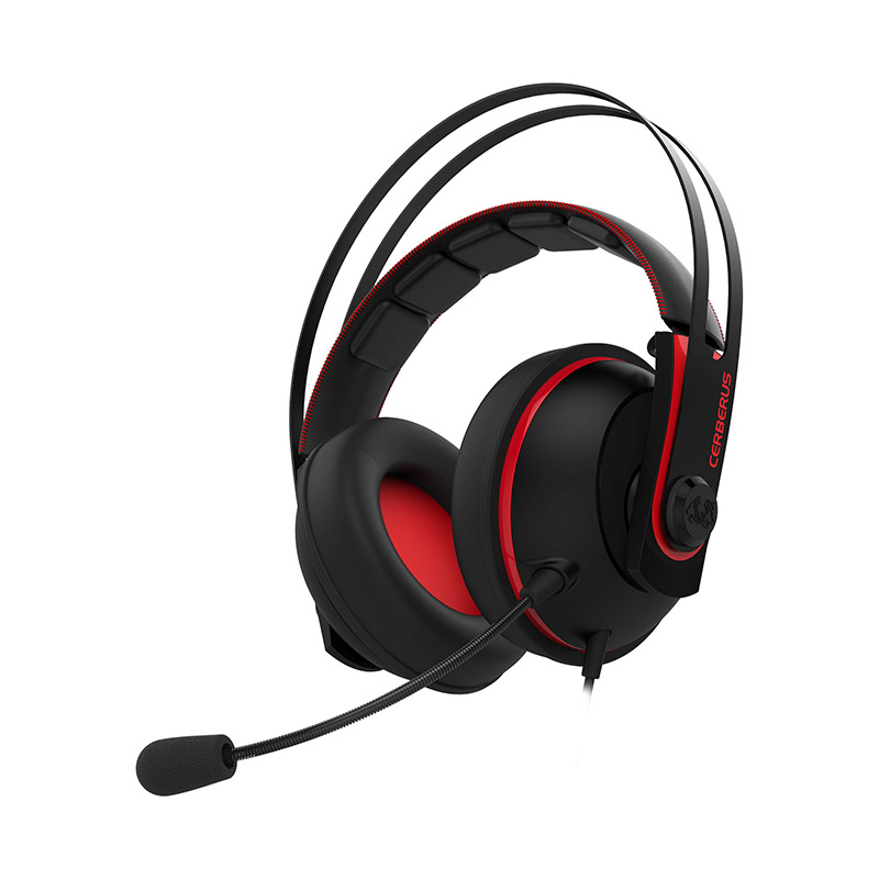 Asus ROG Strix Fusion 300 Virtual 7.1 LED Gaming Headset with Microphone