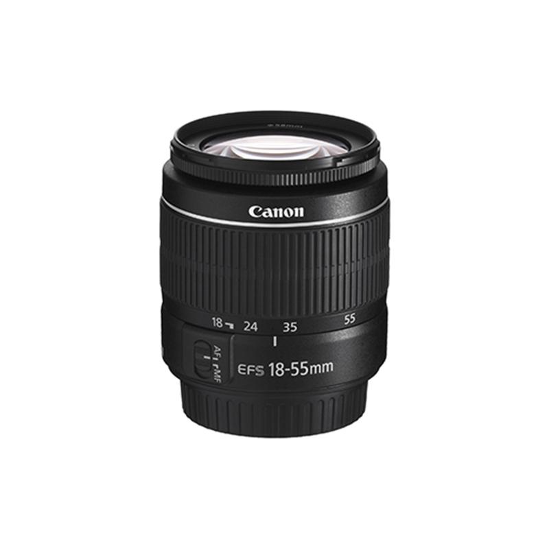 CANON EF-S 18-55mm Stm Zoom Lens