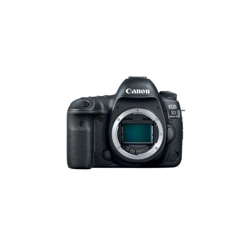Canon EOS 5D Mark IV DSLR, Canon EF Mount, 30.4 MP, ISO 100-32000