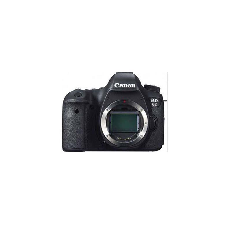 Canon Eos 6D DSLR, Canon EF mount, 20.20mp, ISO 100-12800