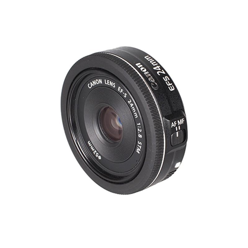 Canon EF-S 24mm f2.8 STM Prime Lens