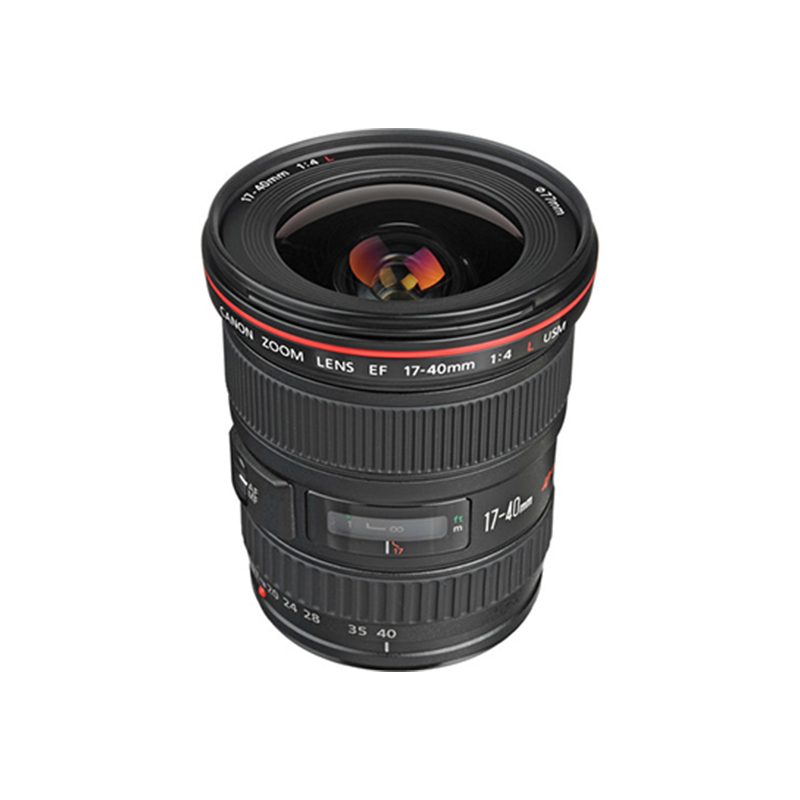 Canon EF 17-40mm f 4L USM Zoom Lens