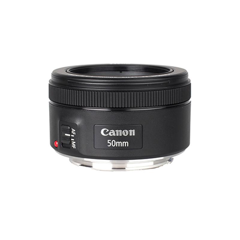 Canon EF 50mm F/1.8 STM, Prime Lens