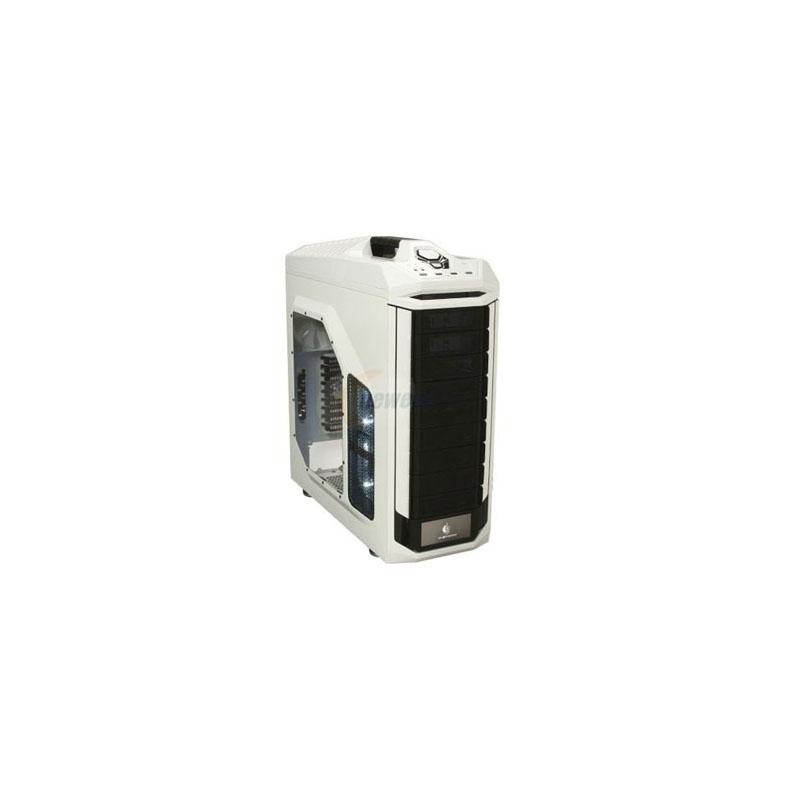Cooler Master STRYKER Semi Window Full Tower White ATX Gaming Casing