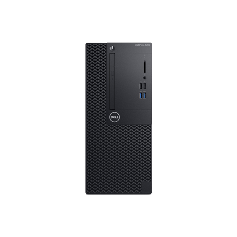 Dell Optiplex 3060 MT, 8th Gen Intel Core i3 8100 (3.6GHz), 4GB DDR4 Ram, 1TB HDD, Intel Integrated Graphics