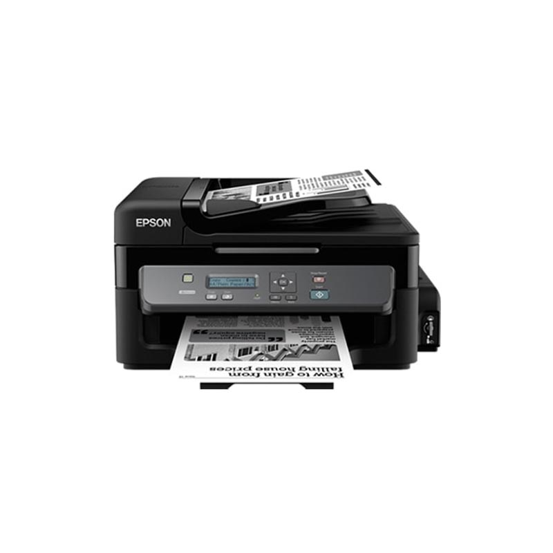 Epson EcoTank M200 Multi Function Mono Ink Printer