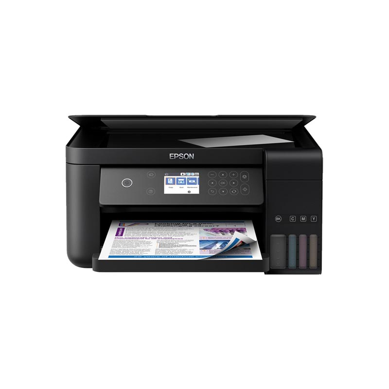 Epson L6160 Multi Function Color Ink Printer