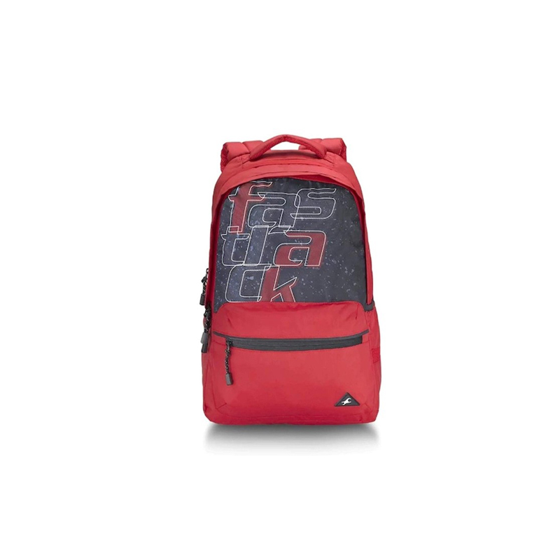 Fastrack 24 Ltrs Red Casual Backpack A0731NRD01