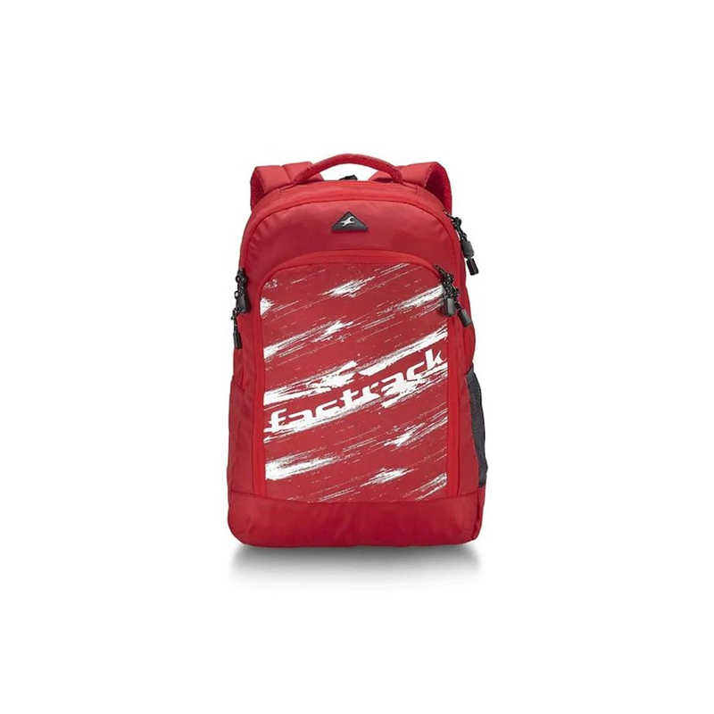 Fastrack 24 Ltrs Red Casual Backpack