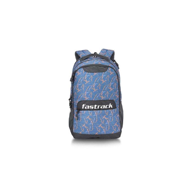 Fastrack 24 Ltrs Blue Casual Backpack A0755NBL01