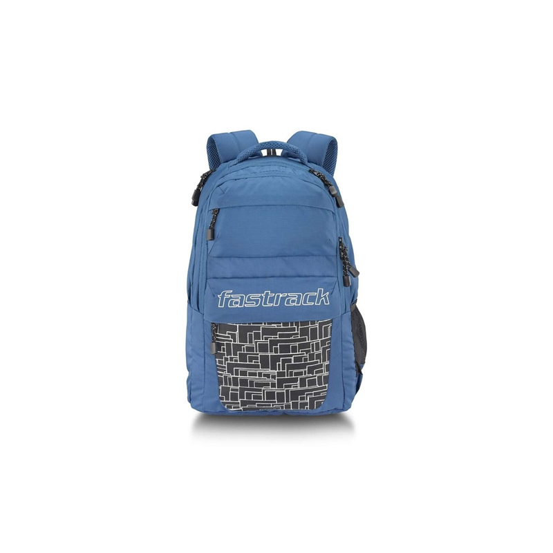 Fastrack 24 Ltrs Blue Casual Backpack A0740NBL01
