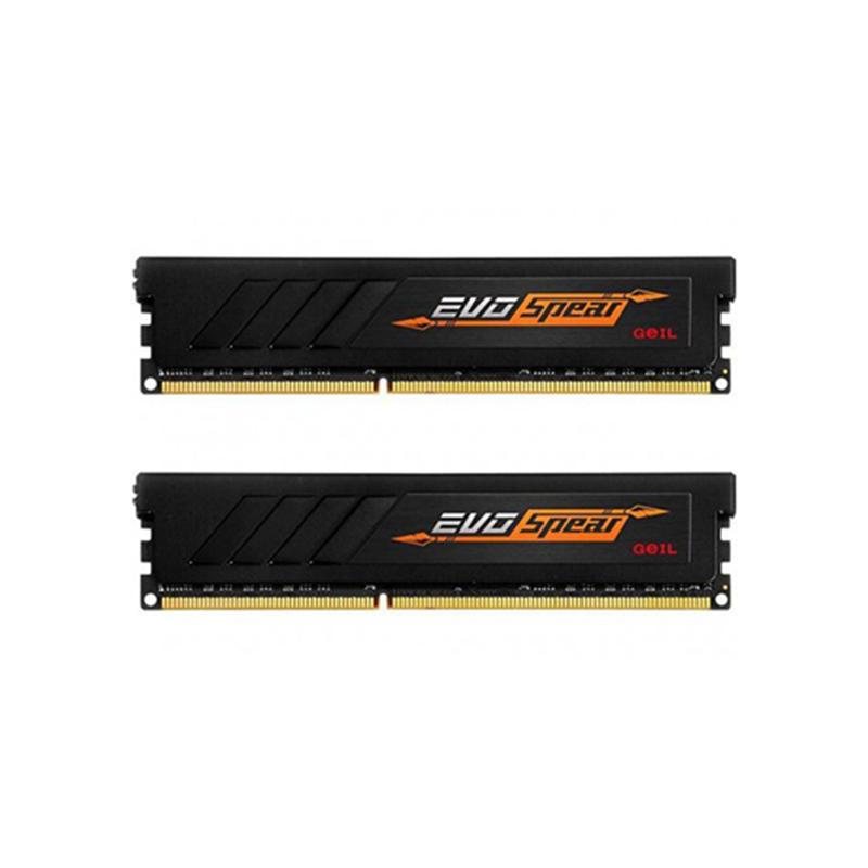GeIL Evo Spear 16GB - 2400 MHz DDR4 Desktop Ram