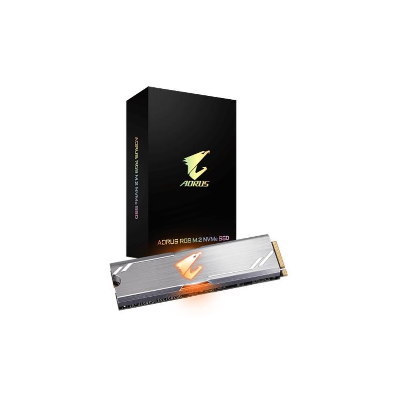 Gigabyte Aorus RGB 256GB M.2 PCIe 3.0 x4 NVMe SSD
