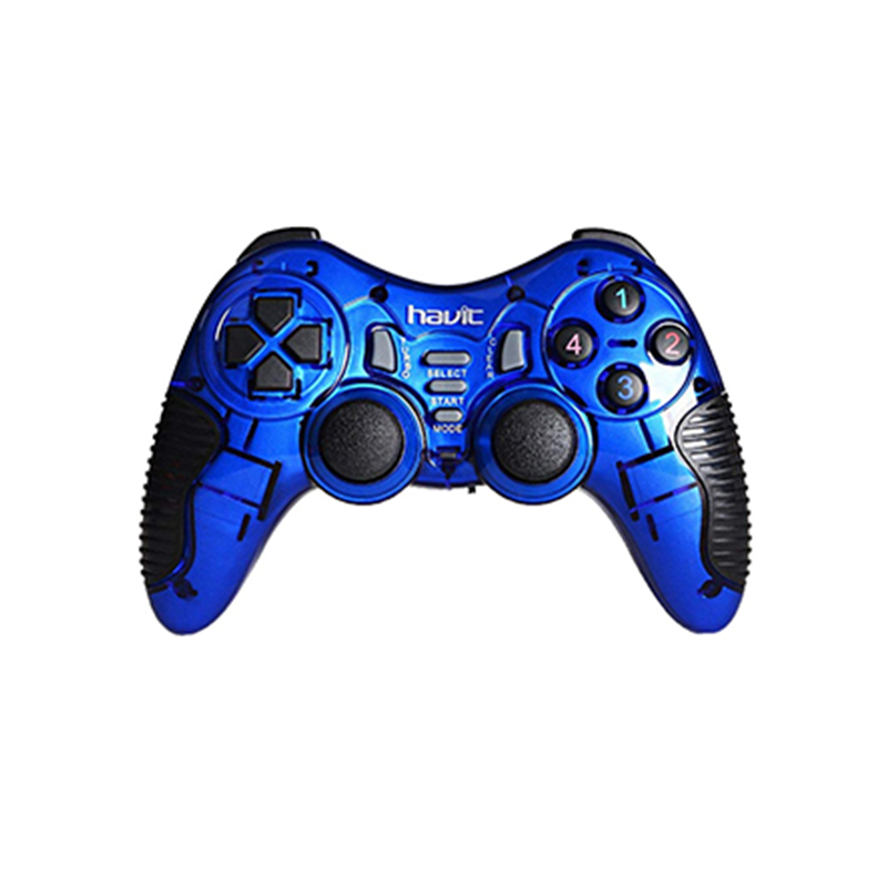 HAVIT® HV-G89W 2.4 Ghz Wireless Gamepad Controller For /PS2/PS3