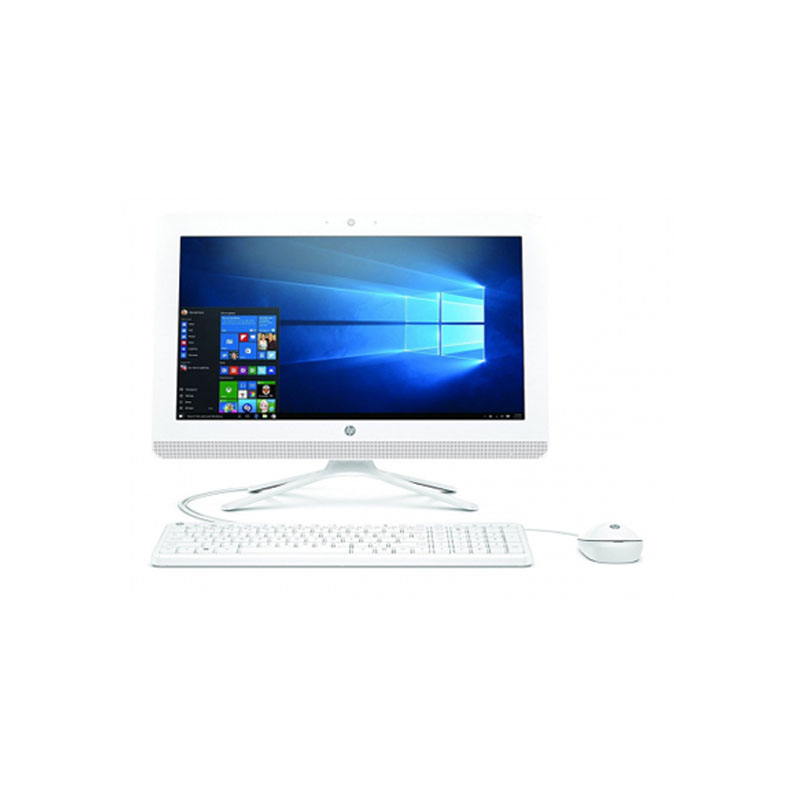 "HP AIO 20-C403D, Intel Pentium Silver J5005 (1.50 GHz - 2.80 GHz), 4GB DDR4 Ram, 1TB HDD, Intel UHD Graphics 600, 19.5"" Monitor"