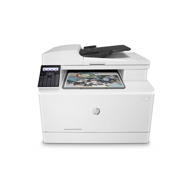 HP Color LaserJet M181fw Multi function Color Laser Printer