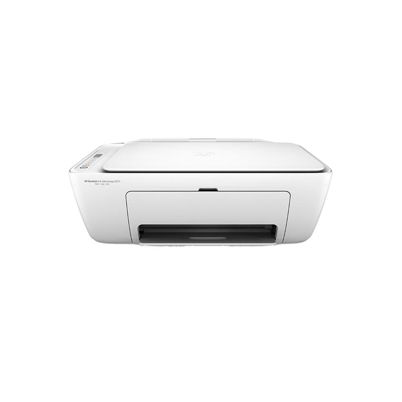 HP DeskJet Ink 2675 Multi function Color INK Printer