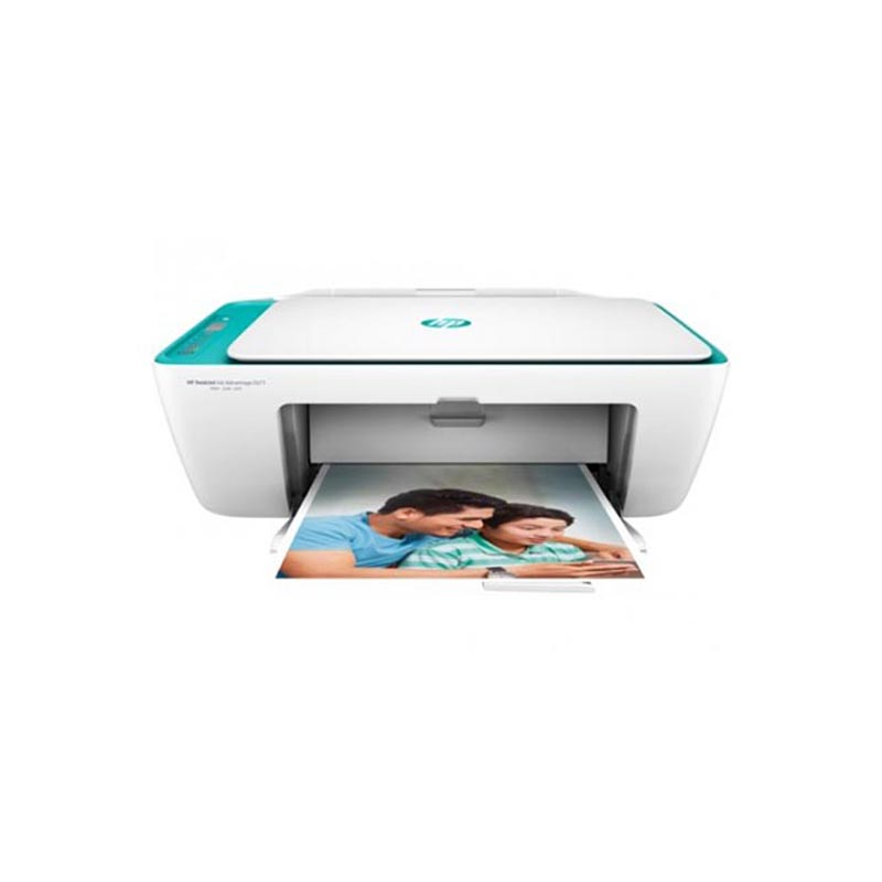 HP DeskJet Ink 2677 Multi function Color INK Printer