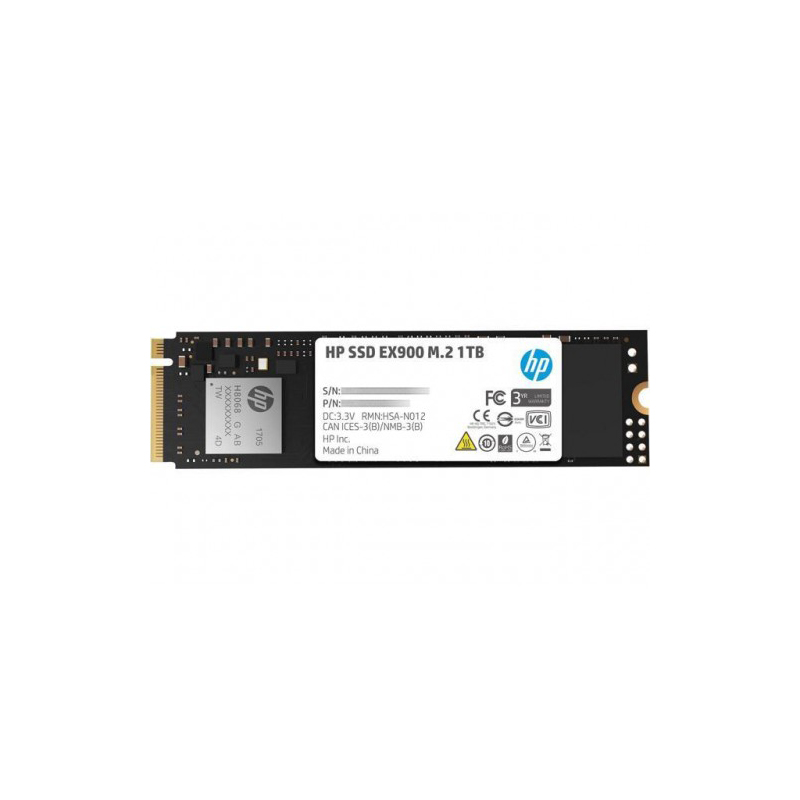 HP EX900 1TB M.2 2280 PCIe NVMe SSD