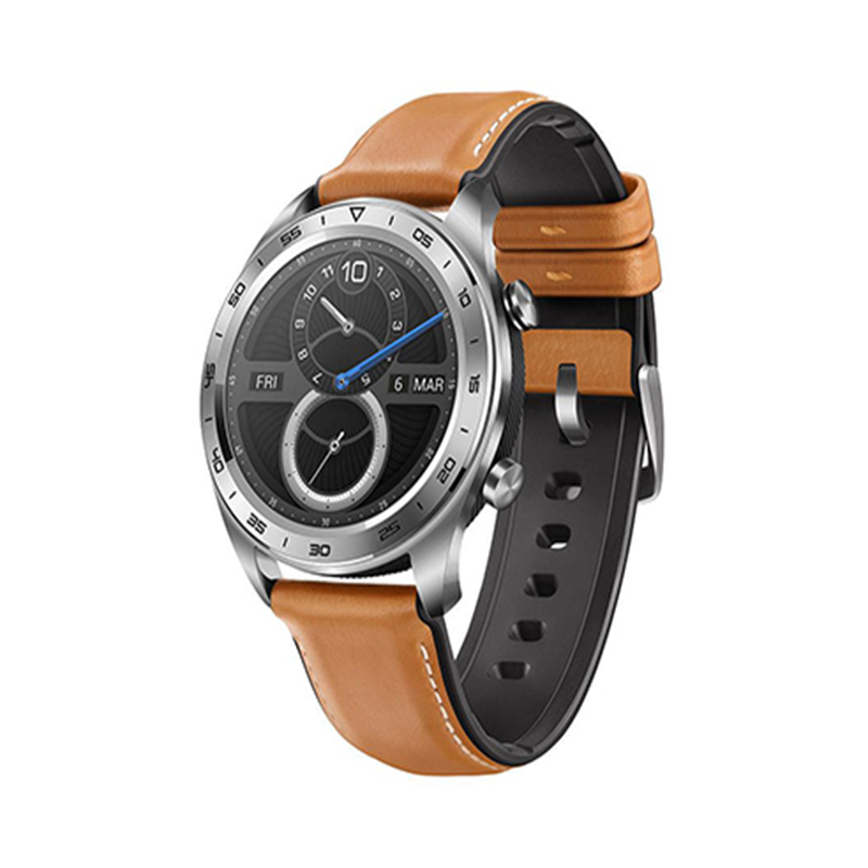 Huawei Honor Watch Magic Outdoor NFC Smart Watch Sleek Slim Long Battery Life GPS Scientific Coach 1.2 inch HD AMOLED 390x390 Color Screen Activity Tracker 5ATM Waterproof