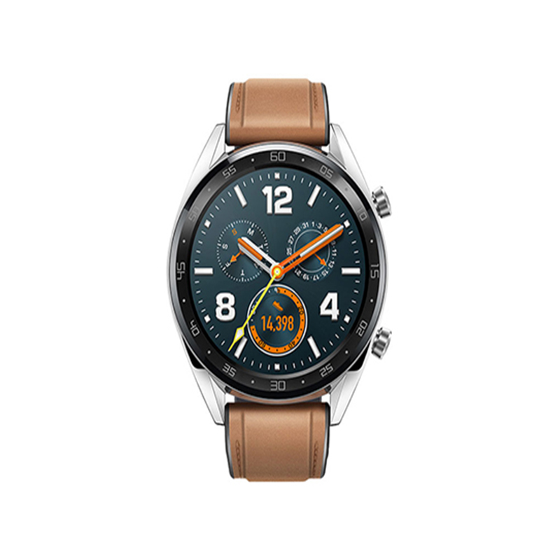 "Huawei Watch GT Classic - GPS Smartwatch with 1.39"" AMOLED Touchscreen, 2-Week Battery Life, 24/7 Continuous Heart Rate Monitor, Indoor and Outdoor Sports, 5ATM Waterproof"