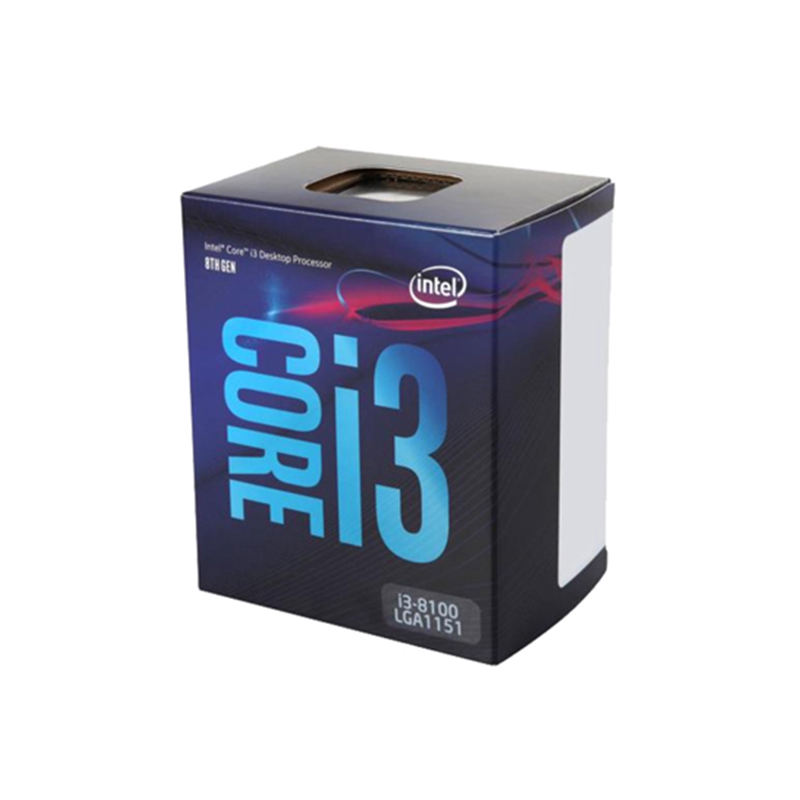 Intel Core i3 8100 8th Generation