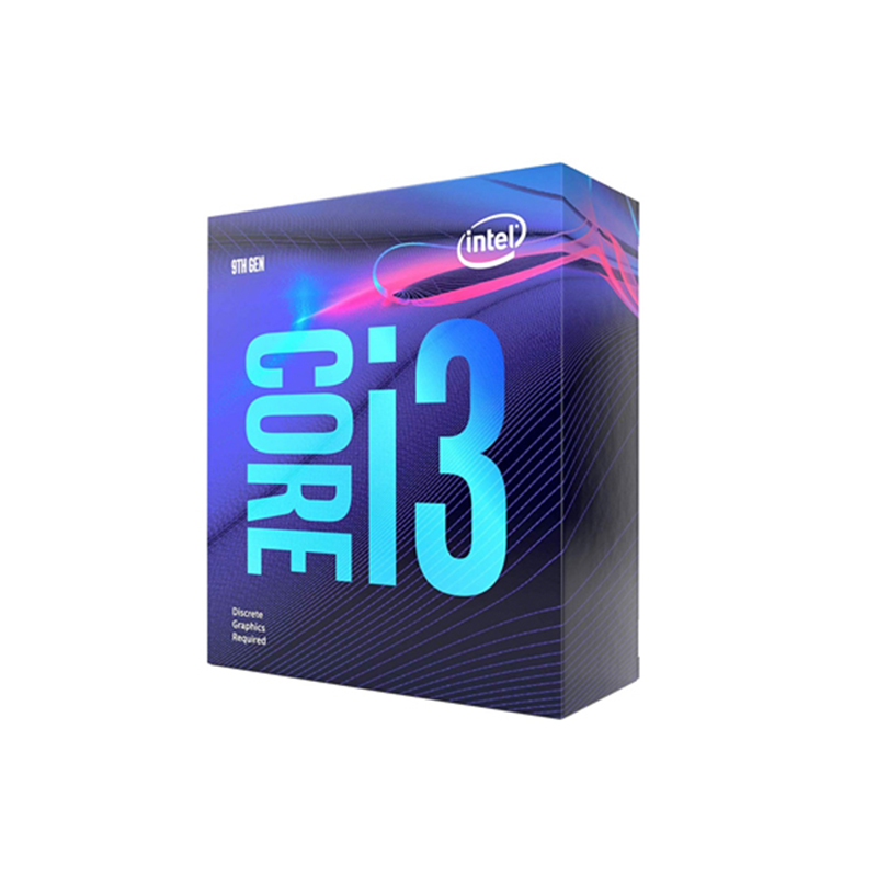 Intel Core i3 9100F 9th Generation