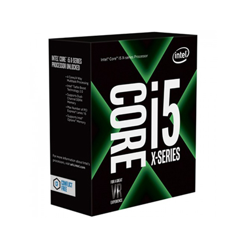 Intel Core i5-7640X X-series
