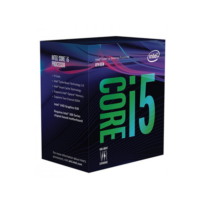 Intel Core i5-8400 (Bulk) 8th Generation