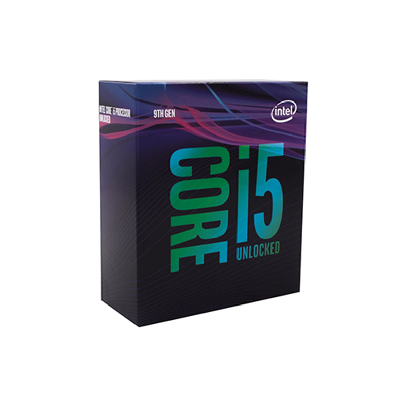 Intel Core i5-9600K 9th Generation