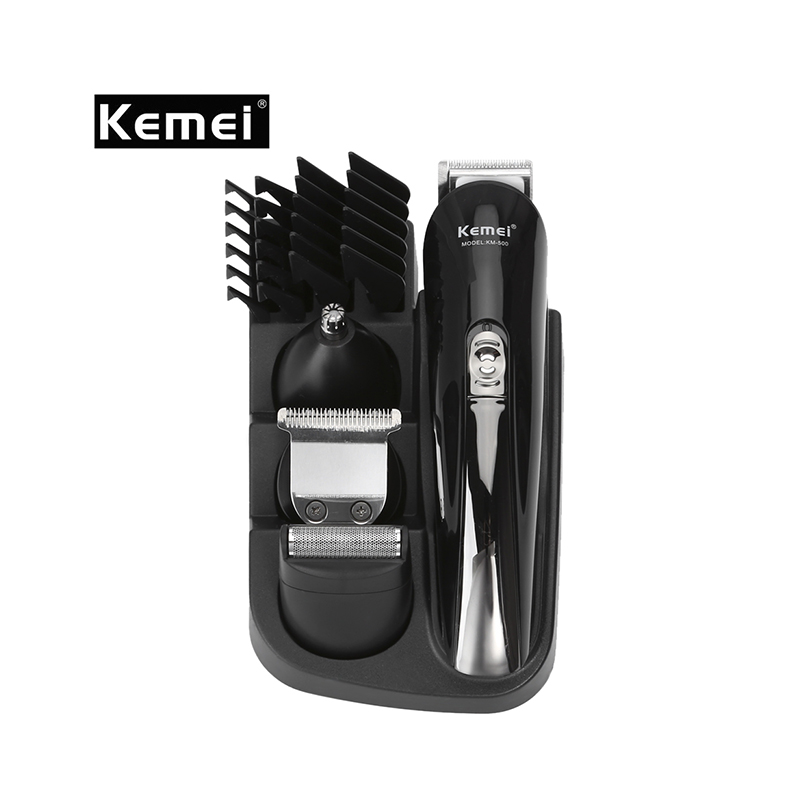 Kemei KM-500 Personal Care Super Grooming Kit