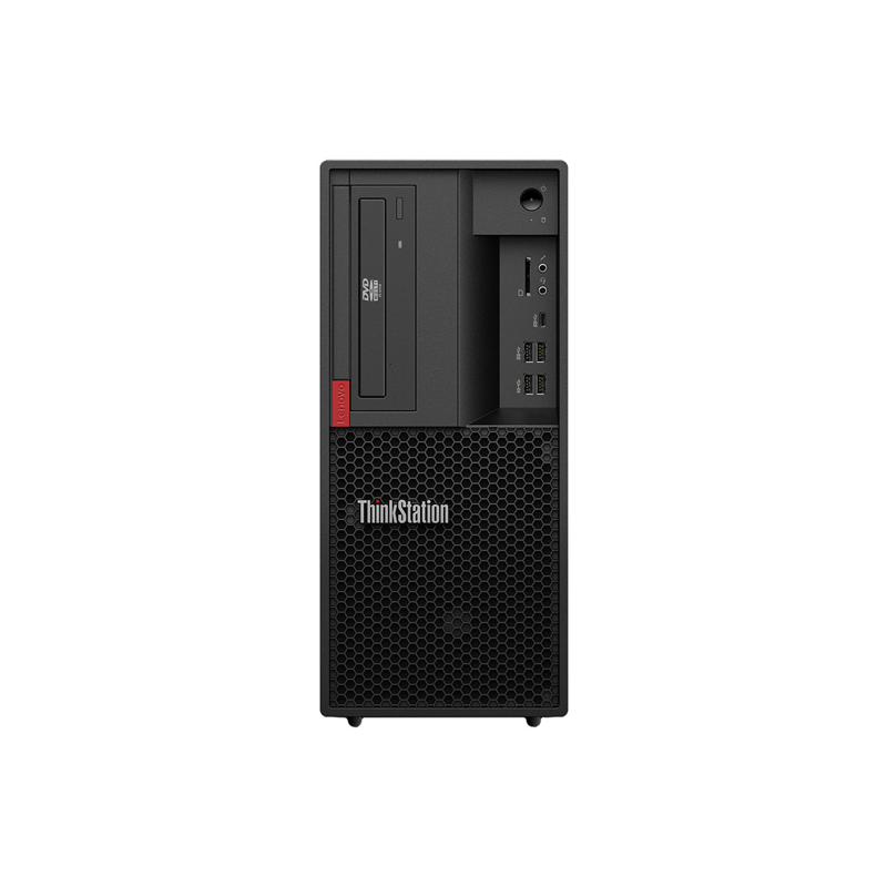 Lenovo ThinkStation P330, Intel Xeon E-2126G (3.3GHz-4.5GHz), 8GB DDR4 Ram, 1TB HDD, Intel UHD Graphics P630
