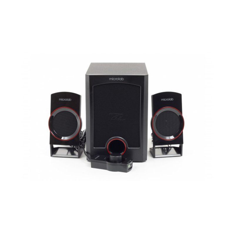 Microlab M-111 - 2.1 Speaker