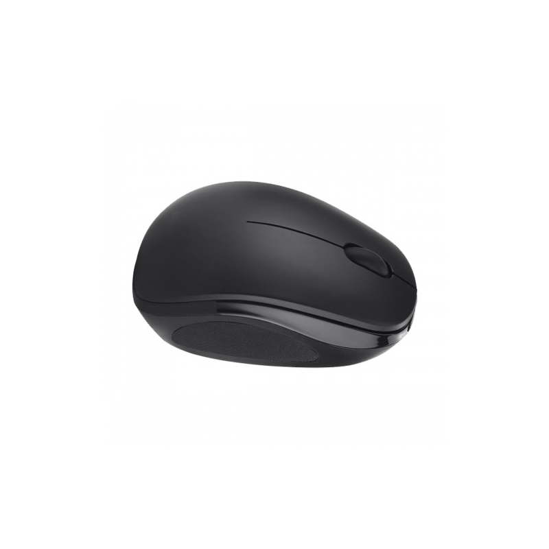 Micropack BT-751C Black Rechargeable Wireless Mouse