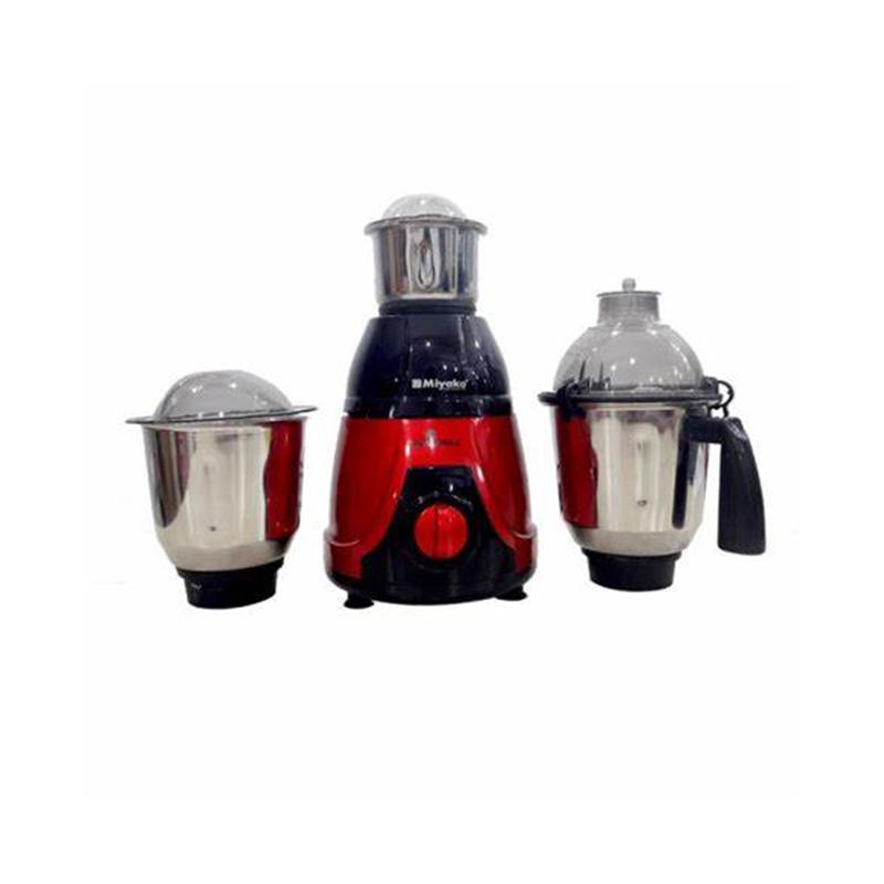 Miyako Red Bull Steel 750W Blender