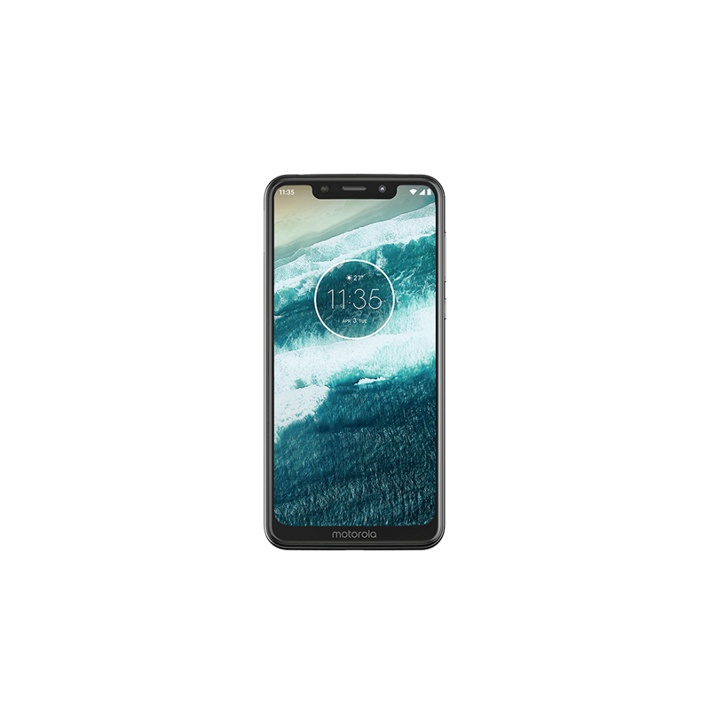 Motorola One(4GB) - 5.9 inches, 64GB Rom, Qualcomm Snapdragon 625, Android 8.1