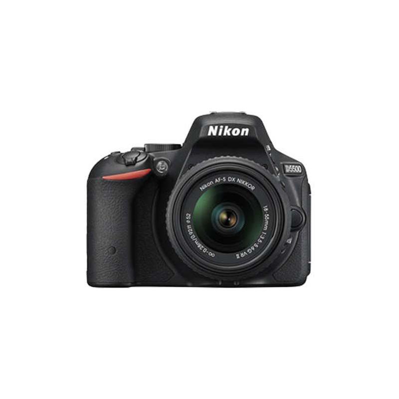 Nikon D5500 DSLR, Nikon F bayonet mount, 24.2MP, ISO 100 -25,600