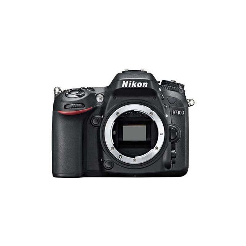Nikon D7100 DSLR, Nikon F mount, 24.1MP, ISO100-6400
