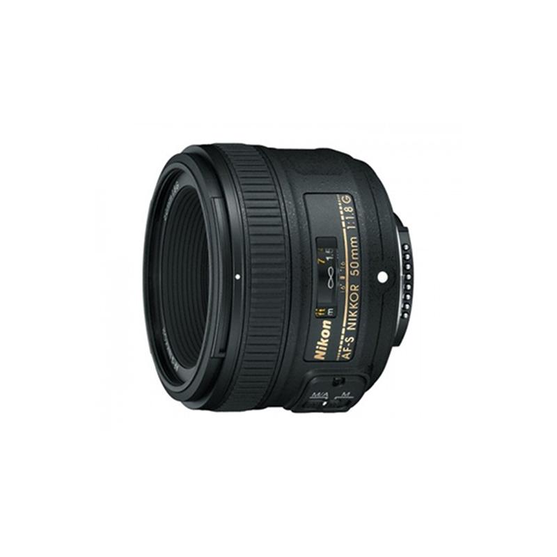 Nikon AF-S 50mm f 1.8G Prime Lens