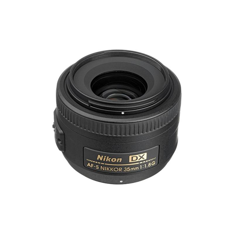 Nikon AF-S DX 35mm f 1.8G Prime Lens