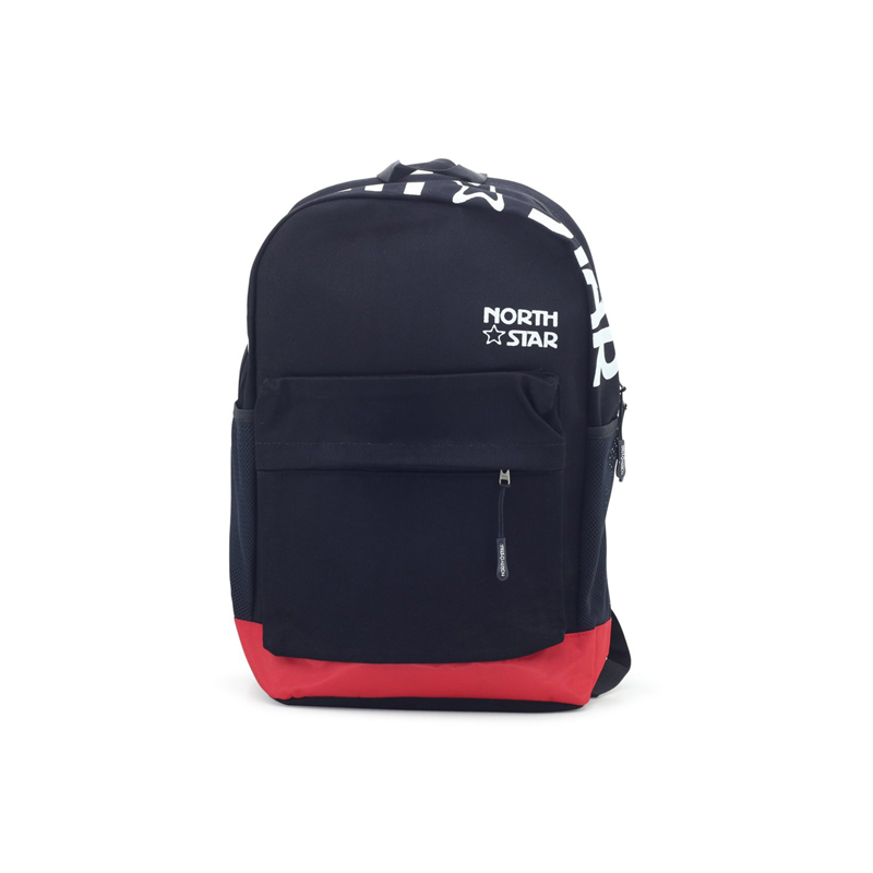 North Star Black Backpack
