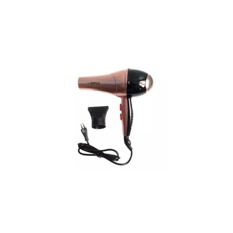 Nova NV-9020 Professional Hair Dryer – Black