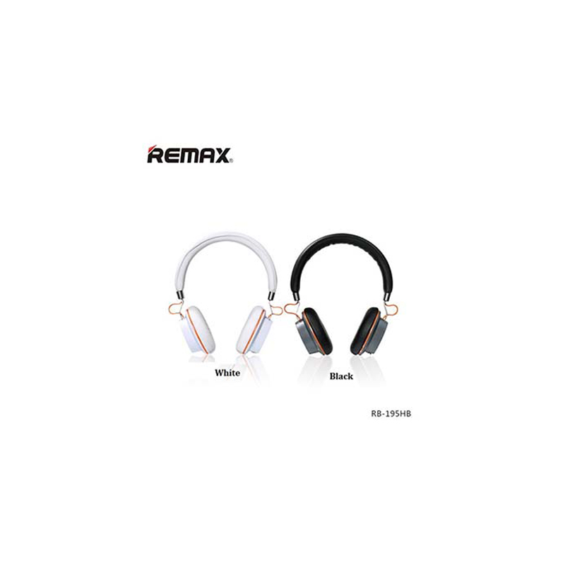 Remax Rb 195hb Stereo Multi Points Wireless Bluetooth Headphone Online Shop Price In Bangladesh