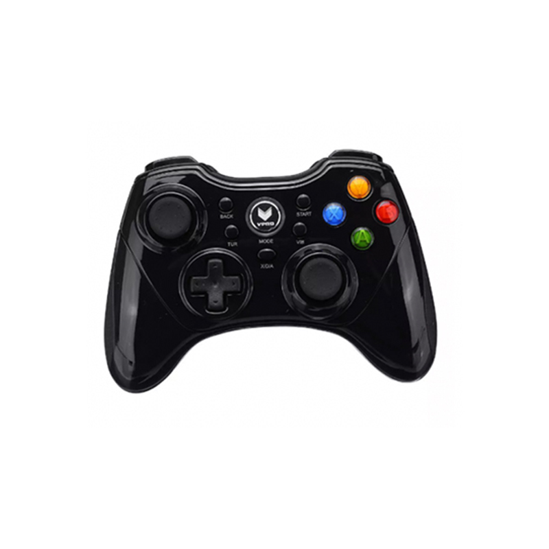 Rapoo V600S Wireless Vibration Gamepad Mobile Phone Handle Android/Computer/Smart TV/PS3 Applicable