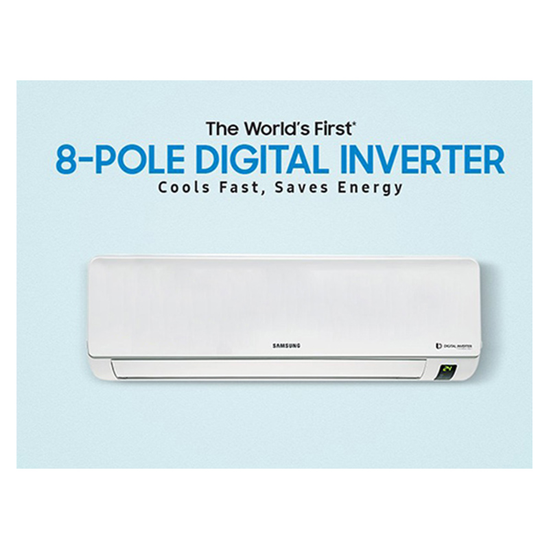 Samsung 1.5 Ton AR18MVFHGWKZ Split Inverter Air Conditioner