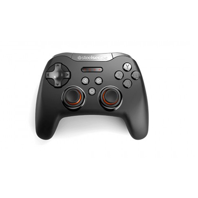 SteelSeries Stratus Bluetooth Mobile Gaming Controller - Android, Windows, VR - 40+ Hour Battery Life